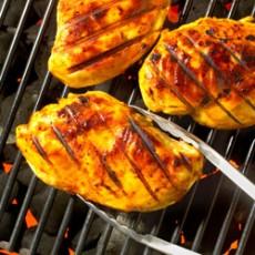 BBQ Chicken Dinner