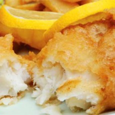 All You Can Eat Fish & Chips Basket